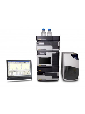 HPLC  Binary Manual with Degasser